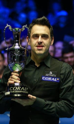 Ronnie O'Sullivan – Greatest Snooker Player