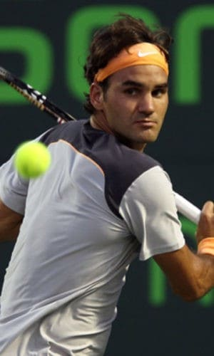 Roger Federer – Famous Tennis Player