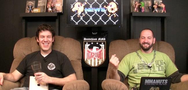 EP # 136   MMA Show   UFC on FOX 6 Recap   Johnson vs Dodson   MMANUTS