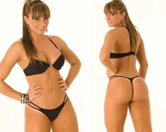 Juliana Salimeni | MMA Brazil Ring Card Girl (PICS)
