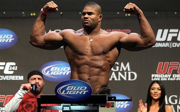 Overeem explains why he called out Brock Lesnar