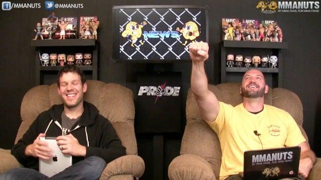 MMANUTS on Royce Gracie, Jacare vs Henderson, UFC Drug Testing, Mayhem Miller, plus more | EP # 217