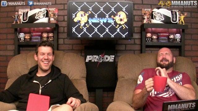 UFC Lyoto Machida vs Yoel Romero Recap | MMANUTS | EP #249