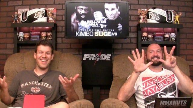 Bellator 138 Recap | Kimbo Slice vs Ken Shamrock | MMANUTS | EP # 248