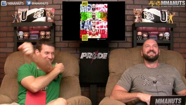 UFC 189 Recap | Conor McGregor vs Chad Mendes | MMANUTS | EP #251
