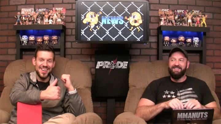 UFC Cerrone vs Till | Bellator 185 Results and Recap | MMANUTS MMA Podcast | EP # 357