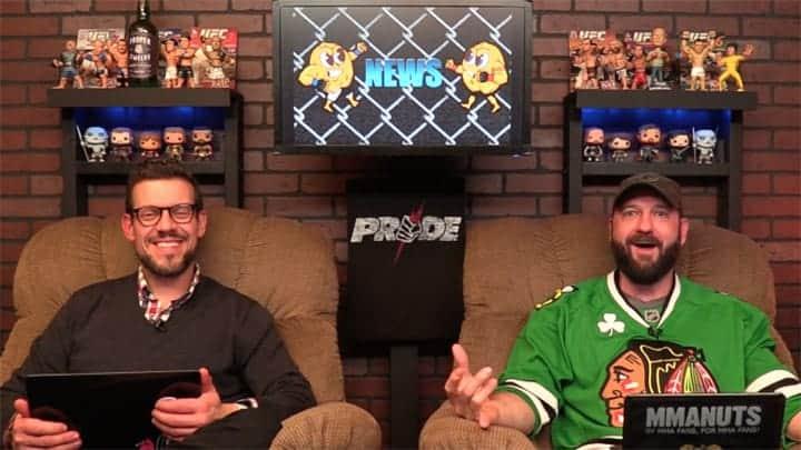 MMANUTS MMA Podcast | EP # 406