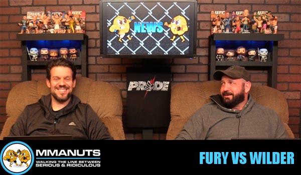 Fury vs Wilder 2 Results | MMANUTS MMA Podcast | EP # 464