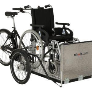 Flex cargo bike-trasporto sedia a rotelle-carrozzina-03