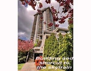 Vancouver Real Estate, 2 bedroom apartment, high-rise