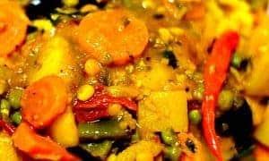 Bangladeshi vegetarian recipes