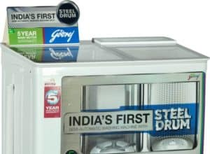 Best Godrej Semi Automatic Washing Machines Review & price in India