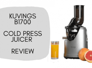 Kuvings B1700 Slow Juicer Review