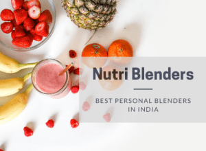 Best Personal Blenders for Smoothies in India