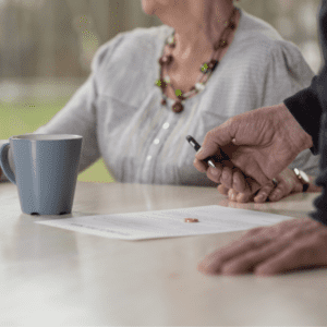 Divorce for seniors