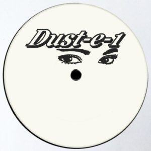 Dust-E-1 - The Lost Dubplates - LTWHT014 - LOBSTER THEREMIN