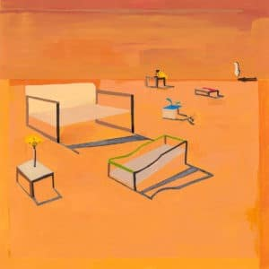 Homeshake - Helium (Ltd Aqua Color Vinyl) - LYN045LP-C3 - SINDERLYN