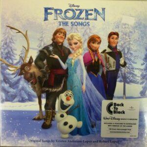 Various - Frozen - 50087313920 - VIRGIN