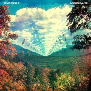 Tame Impala - Innerspeaker - 0602537952991 - FICTION RECORDS