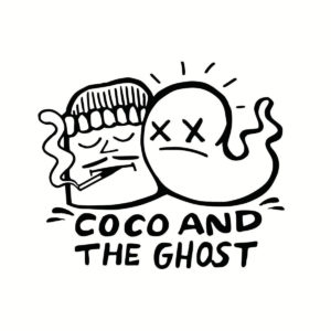 Sonar's Ghost/Coco Bryce - Coco & The Ghost - COCOGHOST001 - 7th STOREY PROJECTS