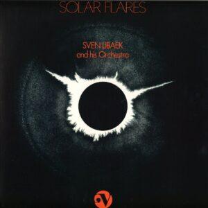 Sven Libaek - Solar Flares - VOT007 - VOTARY RECORDS