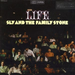 Sly & The Family Stone - Life - 8718469539215 - MUSIC ON VINYL