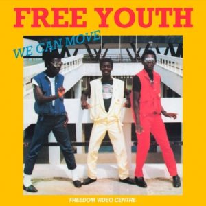 Free Youth - We Can Move - SNDW12034 - SOUNDWAY