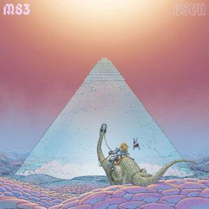 M83 - DSVII (Pink Vinyl) - M7017 - NAIVE