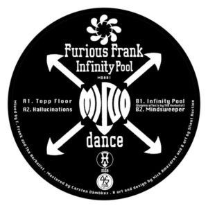 Furious Frank - Infinity Pool - MD001 - MIND DANCE