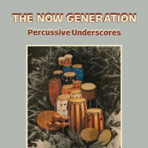 Peter Lüdemann / Pit Troja - The Now Generation (Percussive Underscores) - BEWITH075LP - BE WITH RECORDS