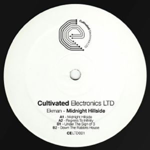 Ekman - Midnight Hillside - CELTD001 - CULTIVATED ELECTRONICS LTD ‎