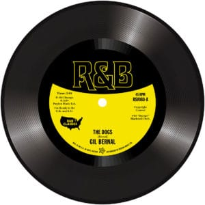 Gil Bernal / Willie J. Charles - The Dogs / Feelin' Kind A Lonesome - RSV080 - OUTTA SIGHT