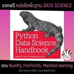 data science python handbook free