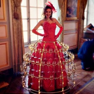 animation chateau anniversaire, mariage, événement entreprise champagne