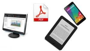 Comment créer un PDF facile à lire sur tous les matériels ?