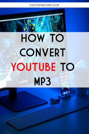 convert youtube to mp3 3