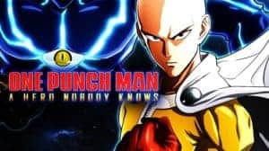 One Punch Man: A Hero Nobody Knows descargar
