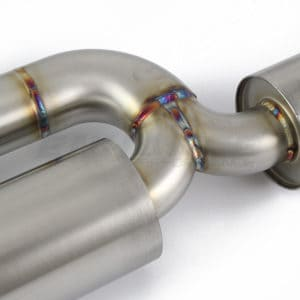 EP Astra J VXR Ultimate Cat-Back Exhaust System