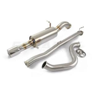 EP Fiesta ST180 Cat-Back Exhaust System