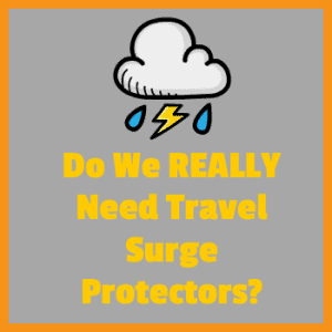 Portable Surge Protection