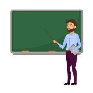 Jobs Vocabulary - Teacher