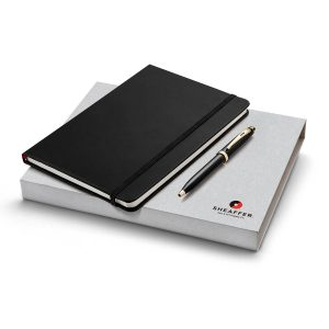Sheaffer 9322 Ball Point Pen With Note Book Rs. 2000