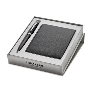 Sheaffer 9323 Ball Point Pen With Slim Wallet Rs. 1500