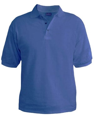 Polo T-Shirt - Imperial Blue