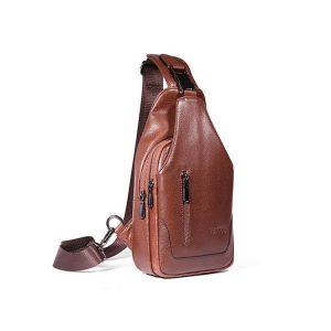 Nizami Leather Sling Bag SBHK01BR