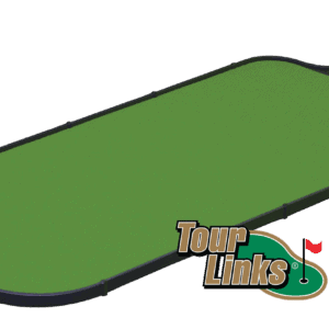 Par Saver Putting Green | Tour Links 4' X 10' golf putting green