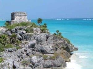 Tulum, The Riviera Maya, Beach, Mexico
