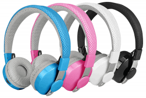 Toddler Tech, Baby Headphones, LilGadgets Volume Limiting Wireless