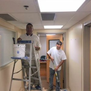 painters from Helix Painting