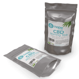 CBD Tea Bags – Morning Blend – £9.99